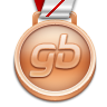 Bronze Medal Playstation