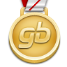 Médaille d'Or Playstation